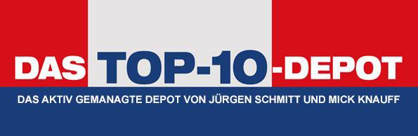 Startseite Das Top 10 Depot
